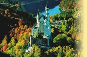 The inspiration for the Disney Castle in Germany