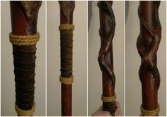 Great Instructions for Making Elvish staff
