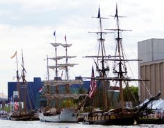 Duluth prepares for its Tall Ships to come in | Minnesota Public Radio News