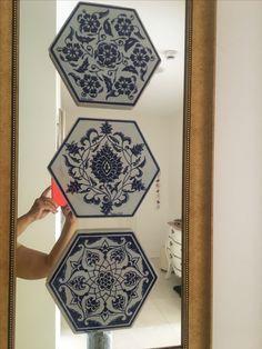 Çini#mursdıye cami#handmade