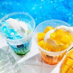 食べてひんやり氷のスイーツ「ウチカフェフラッペ」が30円引です♪ごろっとした果肉とミルクアイスが楽しめる「マンゴー」がおススメです(^^) http://lawson.eng.mg/1a5f6