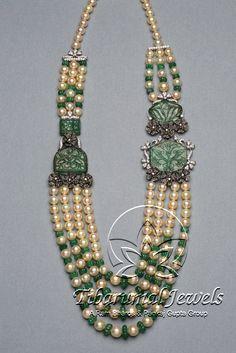 Diamond Necklace | Tibarumal Jewels | Jewellers of Gems, Pearls, Diamonds, and Precious Stones