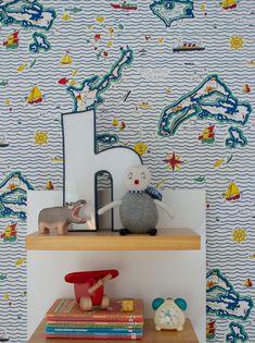 Boy's bedroom | Living with Kids with Meta Coleman | Designmom