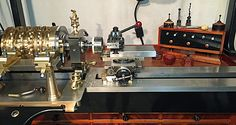 The Lindow MADE lathe was the last of the MADE team lathes to be completed. Its physical manifestation represents 6 long years of hard work. The assembly began in 2015 and was only completed in mid…