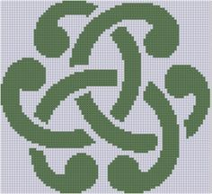 Celtic Ornament Cross Stitch Pattern by Motherbeedesigns - Craftsy Celtic Cross Stitch, Cross Stitch Charts, Cross Stitch Designs, Cross Stitch Patterns, Cross Stitching, Cross Stitch Embroidery, Embroidery Patterns, Celtic Patterns, Celtic Designs