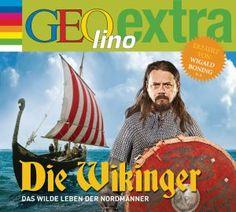 Wie lebten die Wikinger? Kennt Ihr isländische Sagen? Und wusstet Ihr, dass ein Wikinger Amerika entdeckte? Dies und noch vieles mehr erzählt Wigald Boning in der Geolino extra Hör-Bibliothek.