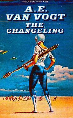 A.E. Van Volt - the changeling