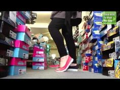 Skechers Go Walk at Foot Forward Shoes Hamilton nz, not kids shoes, but we have them in store now