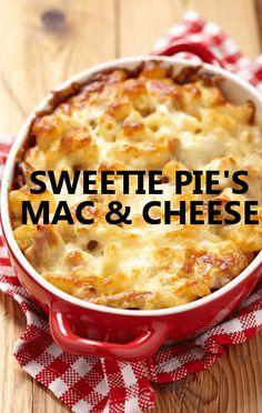 Rachael Ray: Sweetie Pie's Mac & Cheese Recipe