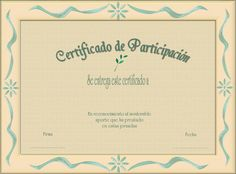 certificados de reconocimiento cristianos | Imagen