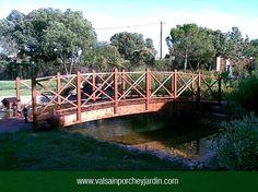 Puente en Boadilla del Monte