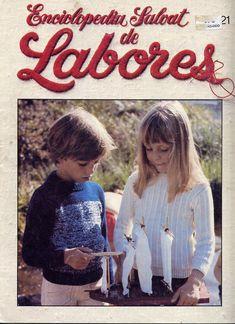 Labores de Salvat Nº 21 (1980) T Shirt, Tops, Women, Fashion, Moda, Tee Shirt, Fashion Styles, Shell Tops, Fashion Illustrations