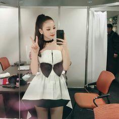 Goo Hara Goo Hara, Kara, Kpop Girls, My Girl, Skater Skirt, Sexy, Fashion, Moda, Fashion Styles