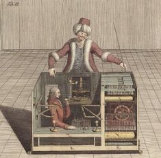 Frolicsome Engines: The Long Prehistory of Artificial Intelligence | The Public Domain Review