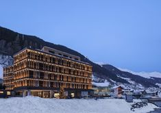 Zhero Hotel Ischgl, Tirol, Austria