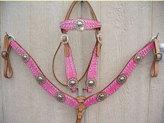 Tricked Out Pony Tack Sets
