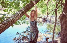 Fredrikke Sofie stars in Zara's fall-winter 2016 campaign
