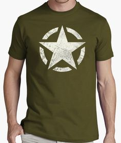 Camiseta White Star - nº 1122145 - military_units Military Fashion, Mens Fashion, T Shart, Inspirational Quotes Wallpapers, Military Units, Black Men, Shirt Designs, Marvel, Bmx