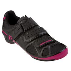 Get Your Kicks With These Sweet Sneakers | For Biking: An EVA and foam rubber heel don't make walking in these cycling shoes feel so unnatural. They're perfect for beginners as the closures are placed to eliminate hot spots, which means no blisters. Select Rd III, $100; PearlIzumi.com