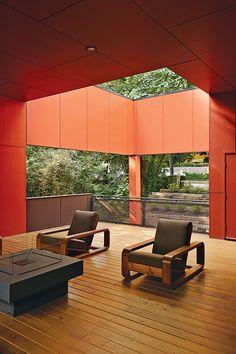 Lewin-Vera House | Staffan Svenson of Dencity | in central Atlanta...built at $150 per square foot