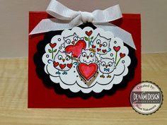DeNami Design Blog: Day 3 of DeNami's Sneak Peeks- Owl Love