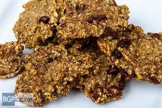 HLO Healthy Eating Recipe Banana Oats Cookies