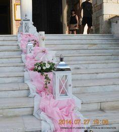 Διακόσμηση Γάμου , ΚΑΛΟΚΑΙΡΙΝΕΣ ιδέες για ΔΙΑΚΟΣΜΗΣΕΙΣ ΓΑΜΟΥ, γαμήλια διακόσμηση,Ιδέες & προτάσεις στολισμού γάμου ή βάπτισης,Στολισμοί γαμων εκκλησιων Στολισμός γάμου εκκλησιας,Στολισμός εκκλησίας εξωτερικός Craft Gifts, Flowers, Crafts, Weddings, Flower Arrangements, Mariage, Centerpieces, Wedding, Fiestas