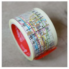nyc packing tape? perfect!