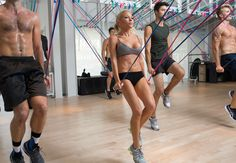 Tracy Anderson Brings Her Method to Men