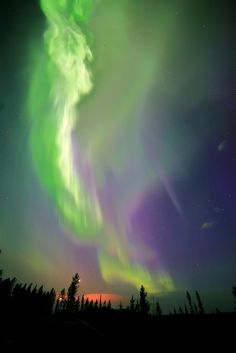 Aurora Borealis - as a part of my bucket list, I want to see this in person