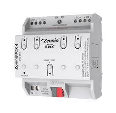 ZoningBOX 4* - EIB -KNX - Automation - Installation - Climate - A/C - Heating -