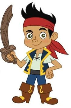 Gifs Linda Lima: Jake e os Piratas da Terra do Nunca
