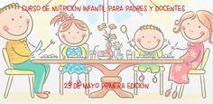 CURSO DE NUTRICIÓN INFANTIL PARA PADRES Y DOCENTES