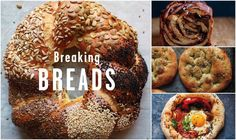 """Acclaimed baker Uri Scheft's new cookbook, """"Breaking Breads: A New World of Israeli Baking,"""" is a deep dive into the art of baking bread."""