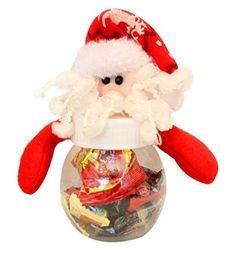 Mikey Store Christmas Party Candy Jar Gift Bag Filler Xmas Hanging Decor F -- This is an Amazon Affiliate link. Be sure to check out this awesome product.