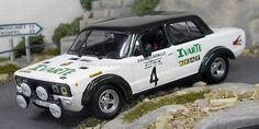 Rally de Santa Teresa 1982 Seat 124 FU 1800 Gr. 5 Sainz/Lacalle 1/43