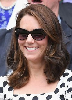 Kate recently spoke of her regret at missing Murray's Wimbledon final in 2013...