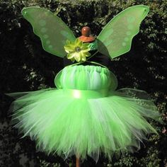 Tutu Tinker Fairy Dress