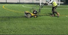 Synthetic Football Pitch Maintenance in Cambridgeshire...