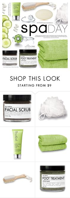 """""""Spa Day"""" by totwoo ❤ liked on Polyvore featuring beauty, Fig+Yarrow, Rodial, Urban Spa and LAFCO"""