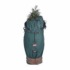Christmas Tree Keeper Upright Storage Carry Bag & Handles-Red New Carry Bag, 7 And 7, Bag Storage, Christmas Tree, Garden, Red, Bags, Teal Christmas Tree, Handbags