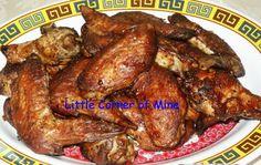 Little Corner of Mine: Grilled Chicken Wings