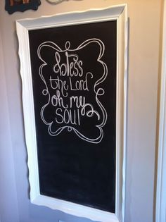 {Designs by Shelb} chalkboard art