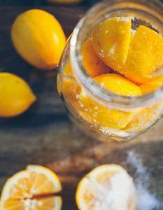 Preserved Lemons | Eva Kolenko Photography