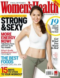 Marian Rivera - Women's Health Magazine Cover [Philippines] (September 2009) Filipina Actress, Filipina Beauty, Marian Rivera, Womens Health Magazine, Celebrity Pictures, Philippines, Beautiful People, Actresses, Poses
