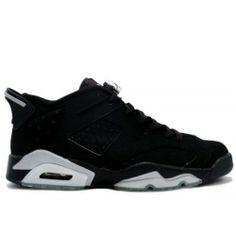 304401-061 Air Jordan 6 Retro Low Black Metallic Silver A06004 Price: $104.99 http://www.theblueretros.com/