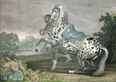 Equestrian Culture Archives - Page 4 of 5 - Kip Mistral All The Pretty Horses, Beautiful Horses, Horse Paintings, Pastel Paintings, Barbie Horse, Academic Art, Appaloosa Horses, Art History, European History