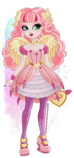 EAH: C. A. Cupid by SnowFright.deviantart.com on @deviantART