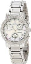 """Invicta Women's 4718 """"II Collection"""" Limited Edition Diamond-Accented Stainless Steel Watch"""