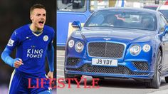 Jamie Vardy Family, Biography, Cars, Fashion And LifeStyle
